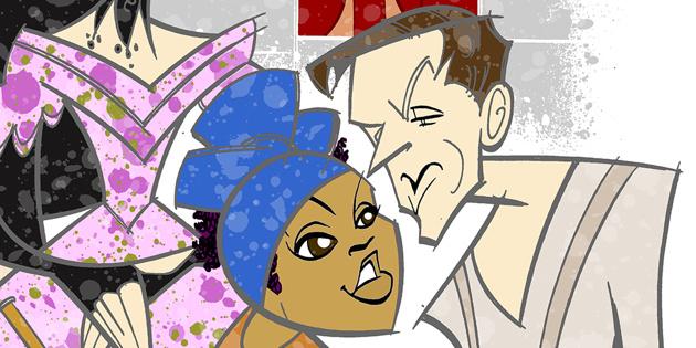 Jeremy O. Harris' Slave Play Opens on Broadway   Broadway Buzz   Broadway.com