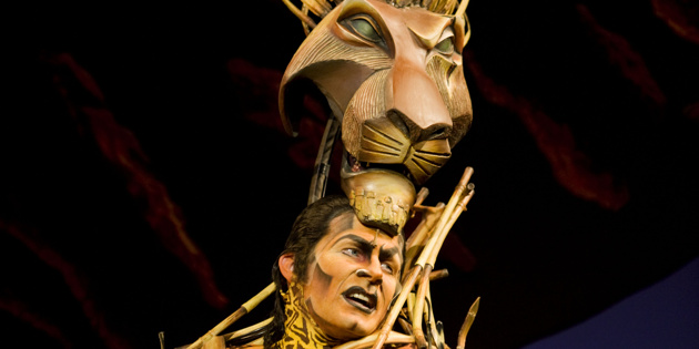 Longtime London The Lion King Star George Asprey Reflects on the Show's 20 Years in the West End | Broadway Buzz | Broadway.com