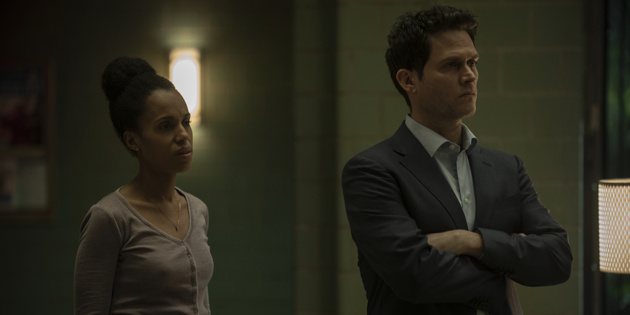 Odds & Ends: Watch Kerry Washington & Steven Pasquale in a Stirring Trailer for Netflix's American Son & More | Broadway Buzz | Broadway.com