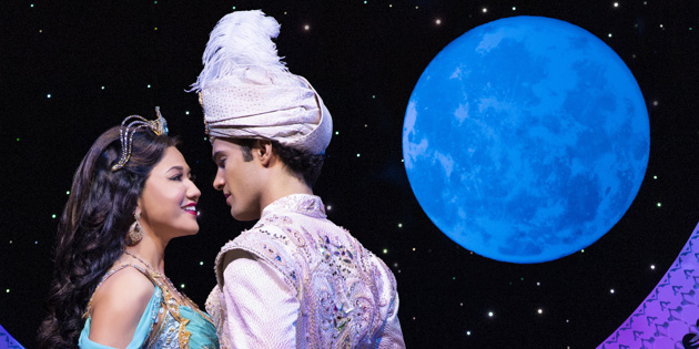 Disney's Aladdin Will Launch a Newly-Configured North American Tour in Fall 2021 | Broadway Buzz | Broadway.com