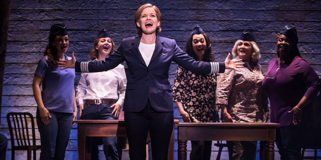 Becky Gulsvig to Take Over as Beverley Bass in Come From Away on Broadway | Broadway Buzz | Broadway.com