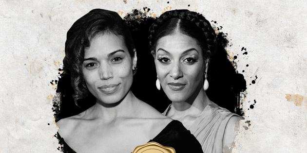 Celebrating Black History Month: Ciara Renée Honors Sarah Jones & the 'Super Power' of Mixed Race Artists