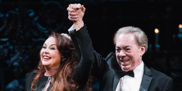 Odds & Ends: Andrew Lloyd Webber and Sarah Brightman Reunite for 'Christmas Dream' & More