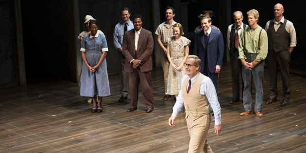Go Inside To Kill a Mockingbird's Powerful Reopening with Jeff Daniels & More