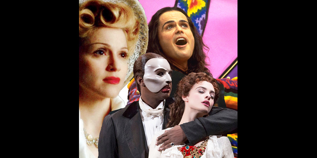 größte Auswahl neue Version echte Schuhe The Fans Have Spoken! Broadway.com Readers Rank Their Top 10 ...