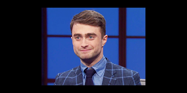 Inishmaans Daniel Radcliffe Talks Fantasy Football, Getting Naked  Strippers -7735
