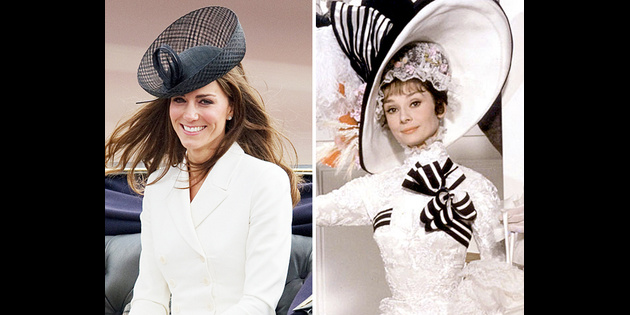 Isn't She Loverly! See Kate Middleton as Eliza Doolittle ...