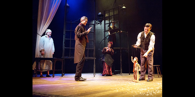 Tickets Now Available for New Adaptation of Charles Dickens' Classic A Christmas Carol ...