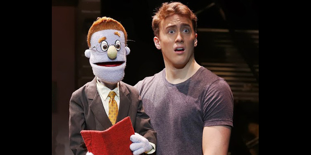 Weekend Poll Top Three Fans Want To Go To Avenue Q With Rod
