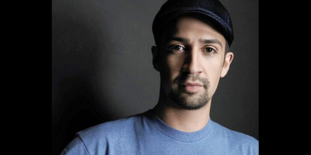 Lin-Manuel Miranda on Performing With Freestyle Love Supreme, Vinyl