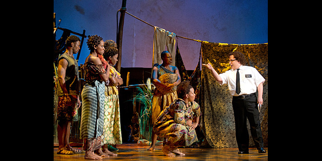 National tour of the book of mormon breaks box office records in seattle broadway buzz - The book of mormon box office ...