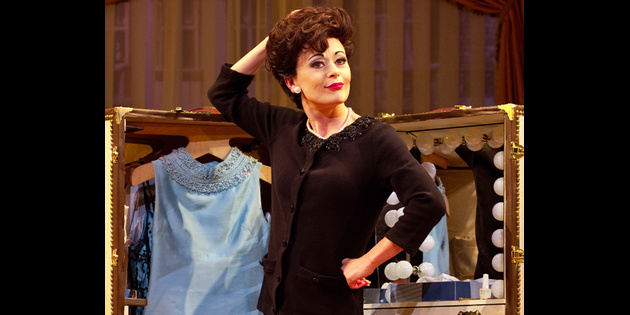 Tracie Bennett Takes on the Last Days of Judy Garland as