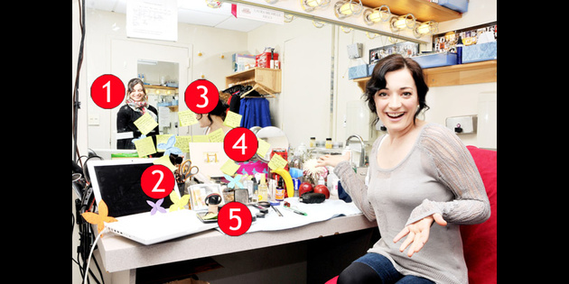 Mary Poppins Star Laura Michelle Kelly Shares Her