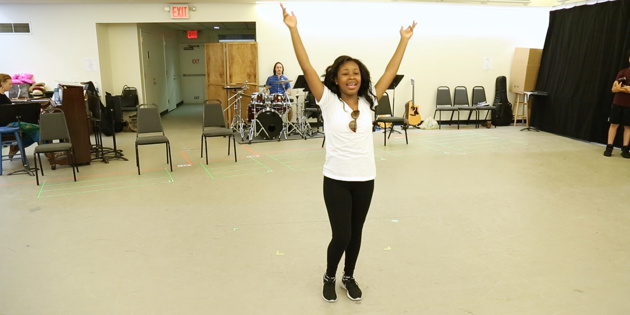 Step Into Rehearsal for Really Rosie at Encores! Off Center