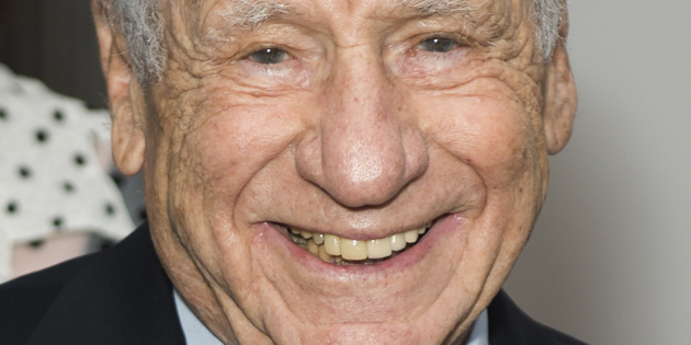 Mel Brooks to Play Two