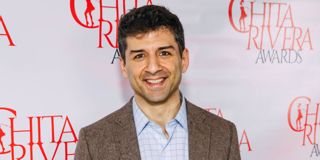 Tony Yazbeck to Star in The Scarlet Pimpernel Concert at Lincoln Center