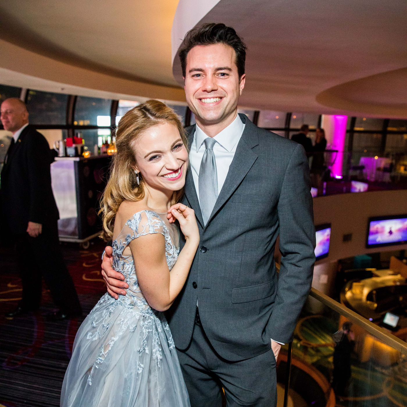 anastasia star christy altomare announces engagement to longtime beau pete browning
