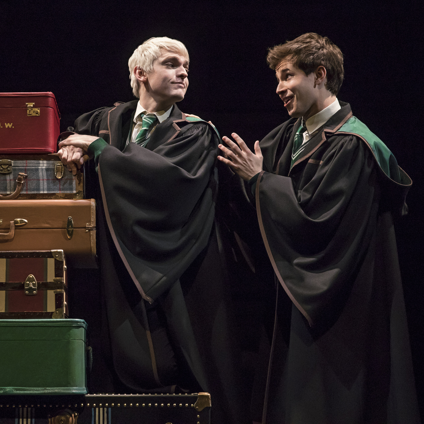 Harry Potter and the Cursed Child's Nicholas Podany on 'Always Wanting to Be a Wizard' & More | Broadway Buzz | Broadway.com