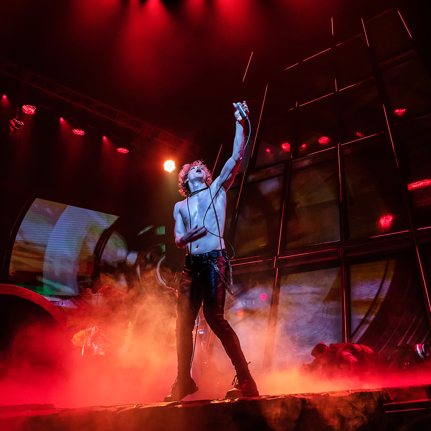 Bat Out of Hell Star Andrew Polec on Meeting Meat Loaf, His Signature Hair & How a Bike Crash Changed Everything | Broadway Buzz | Broadway.com