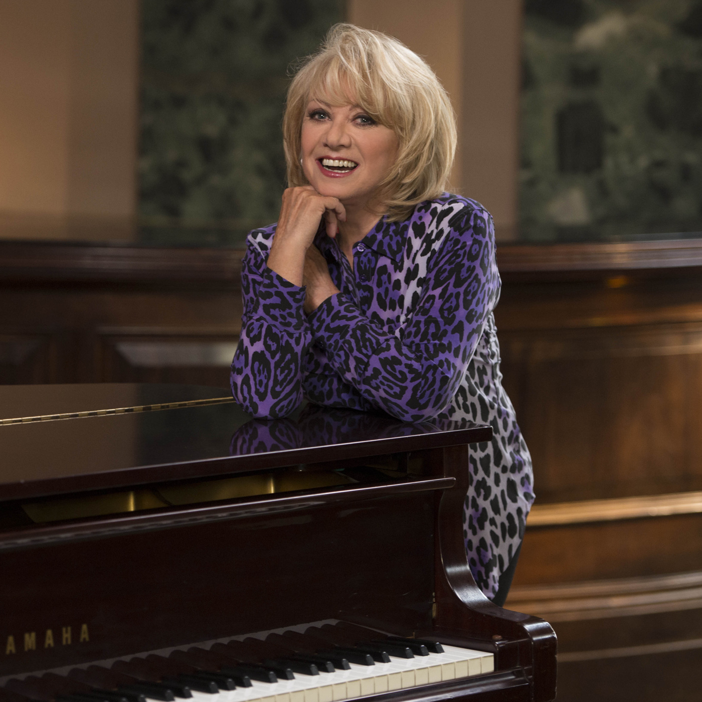 Elaine Paige on Being Known as the 'First Lady of the British Musical Theater,' Her Successful Radio Show & More | Broadway Buzz | Broadway.com