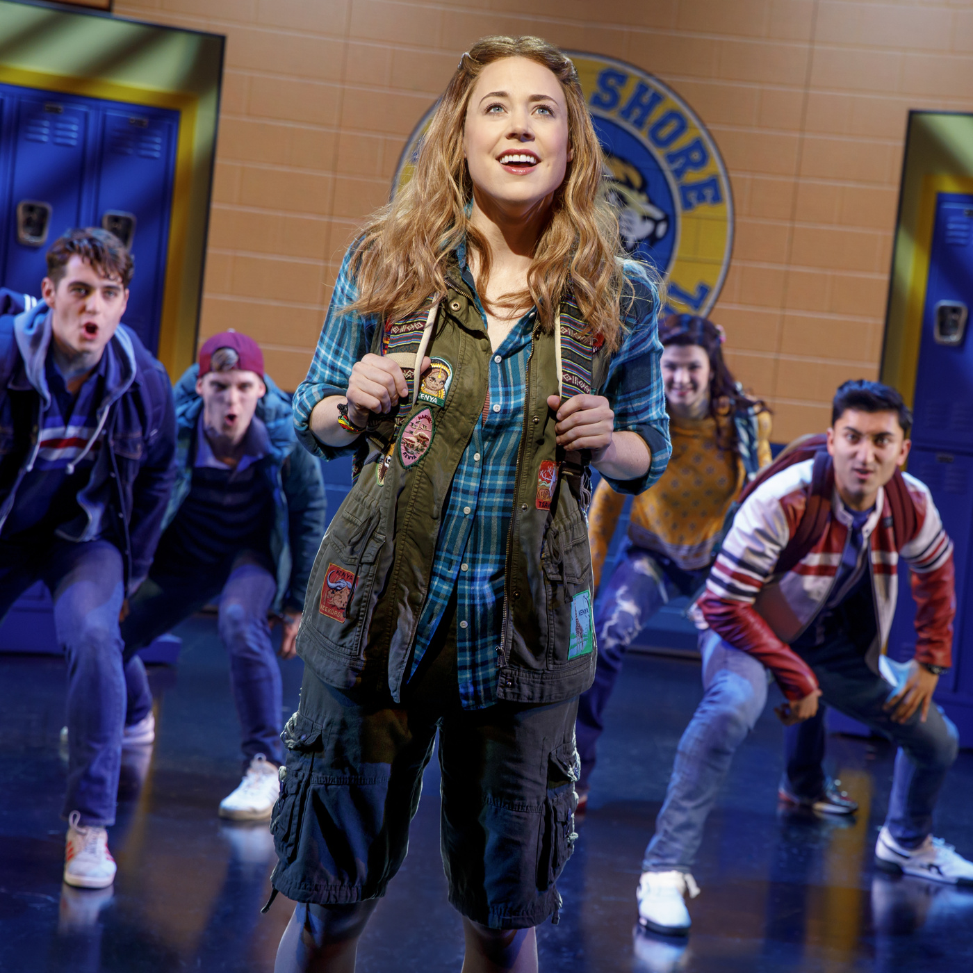 Mean Girls' Erika Henningsen Digs into Donuts, Drops a Beat
