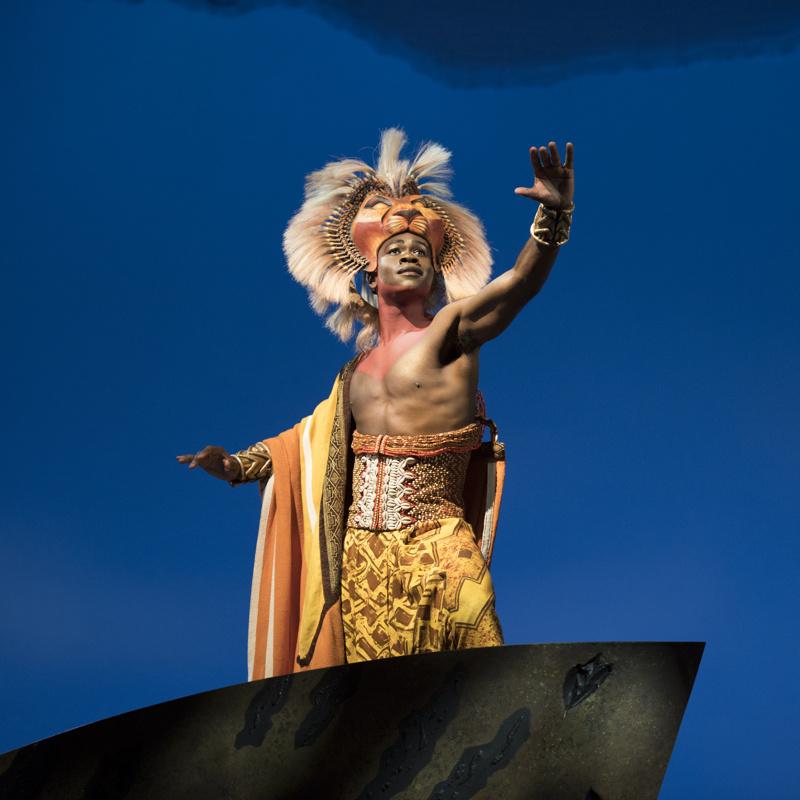Broadway S The Lion King Reaches Milestone 9 000th Performance Broadway Buzz Broadway Com