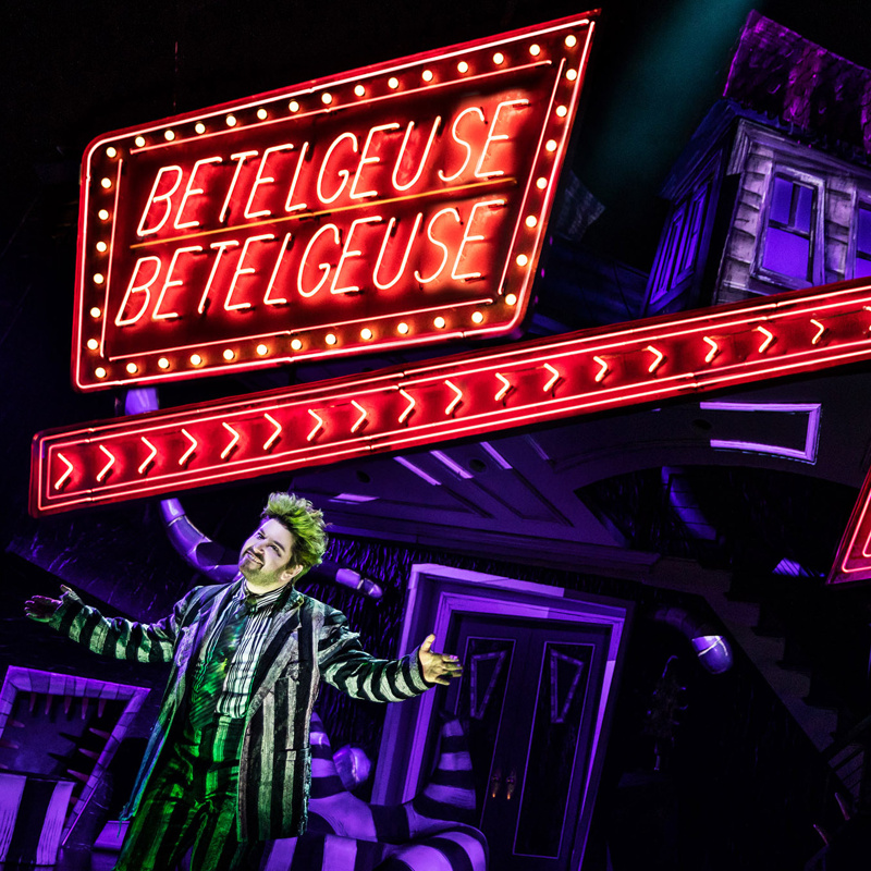 Beetlejuice Musical Sets Broadway Closing Date National Tour To Launch In Fall 2021 Broadway Buzz Broadway Com