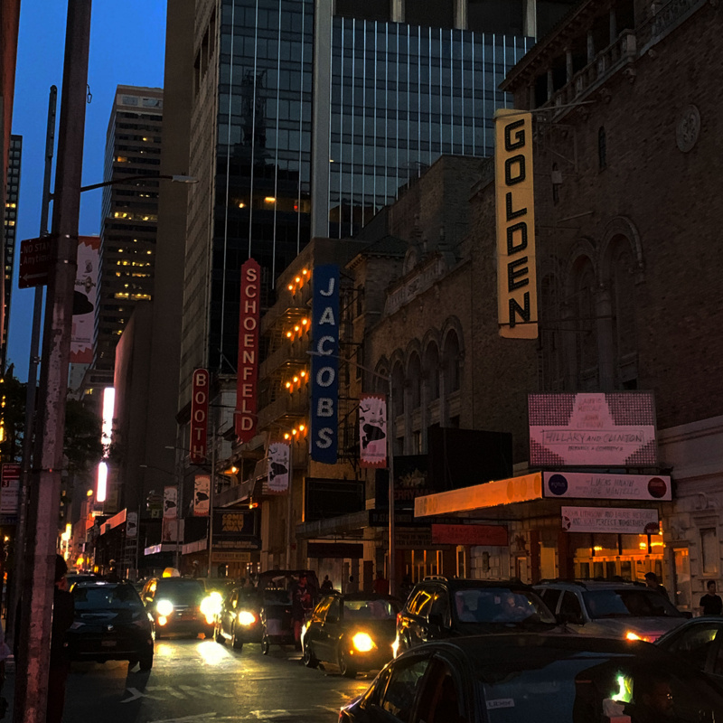 Broadway Blackout: Manhattan Power Outage Cancels Most