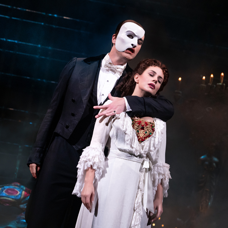 The Phantom of the Opera Sets Date for Broadway Return   Broadway ...