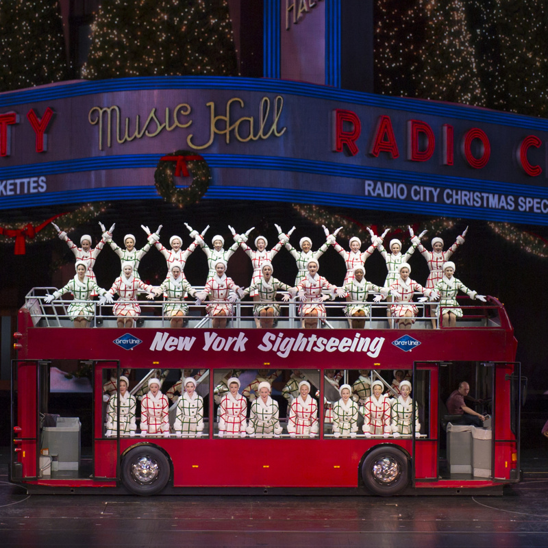 Radio City Music Hall Christmas Spectacular.Tickets Are Now On Sale For The 90th Annual Radio City
