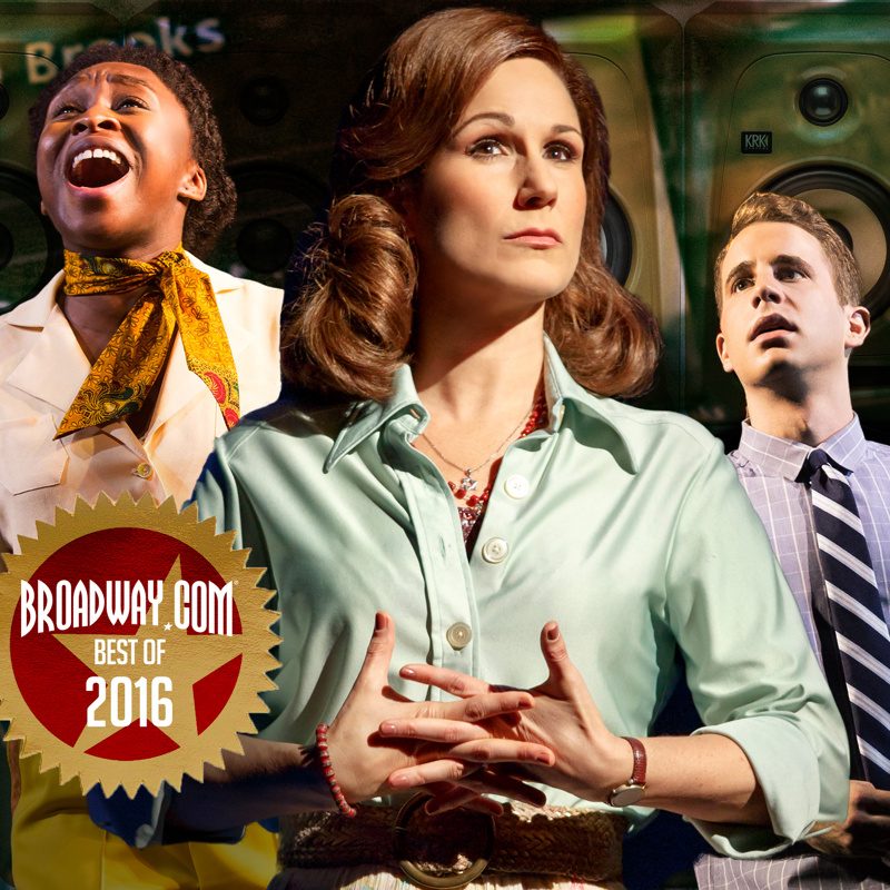 Riffs Belts Breakdowns The Best Broadway Music Tracks Of 2016 Broadway Buzz Broadway Com