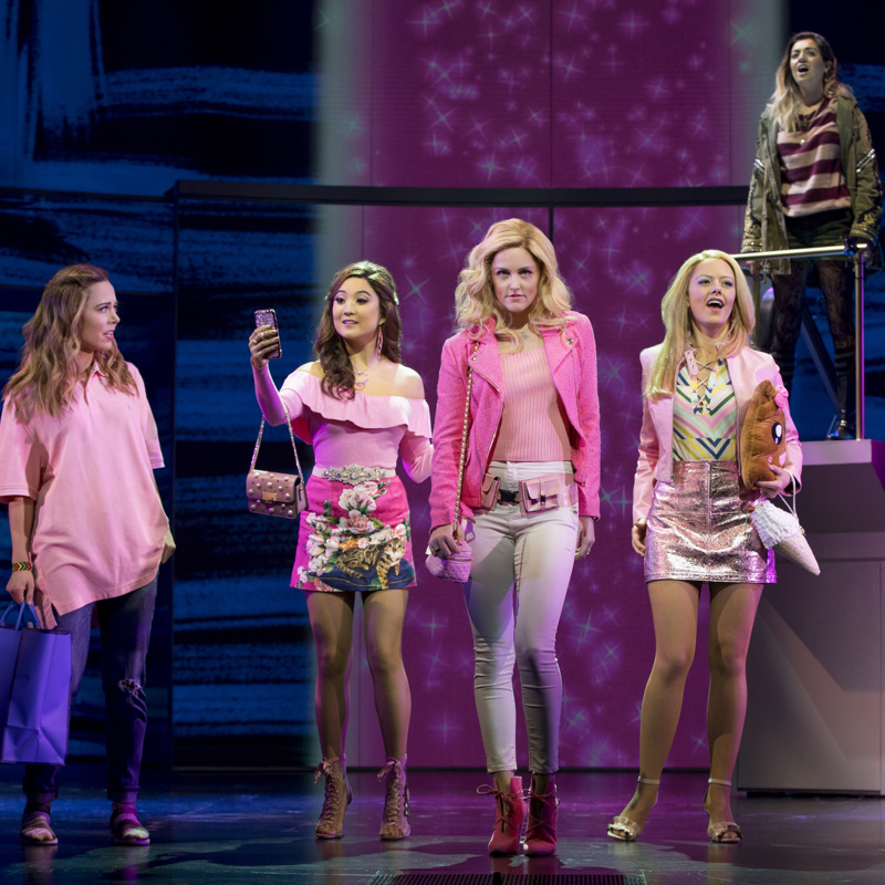 Broadway's Mean Girls Musical Announces Original Cast Album