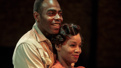 Clifton Duncan as Joe and Anika Noni Rose as Carmen Jones in Carmen Jones.