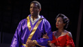 David Aron Damane as Husky Miller and Anika Noni Rose as Carmen Jones in Carmen Jones.