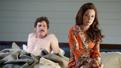 Gary Wilmes and Tatiana Maslany in Mary Page Marlowe.