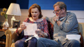 Blair Brown and Brian Kerwin in Mary Page Marlowe.