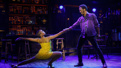 Dionne D. Figgins and Dwayne Cooper in Smokey Joe's Cafe.