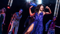 Ariana DeBose as Donna Summer in Summer: The Donna Summer Musical.