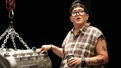 Lea DeLaria as Betty in Collective Rage: A Play in 5 Betties.