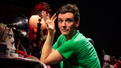 Michael Urie as Arnold in Torch Song.