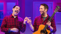 Steve Rosen as Josh Cohen and David Rossmer as Josh Cohen in The Other Josh Cohen.