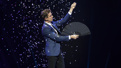 Adam Trent in The Illusionists - Magic of the Holidays.