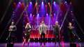 The cast of The Illusionists - Magic of the Holidays