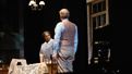 LaTanya Richardson Jackson as Calpurnia and Jeff Daniels as Atticus Finch in To Kill a Mockingbird.