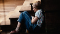 Celia Keenan-Bolger as Scout in To Kill a Mockingbird.