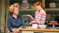Debra Jo Rupp as Della and Genevieve Angelson as Jen in The Cake.