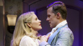 Kelli O'Hara as Lilli Vanessi and Will Chase as Fred Graham in Kiss Me, Kate.