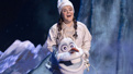 Ryann Redmond as Olaf in Frozen.