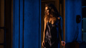 Keri Russell as Anna in Burn This.