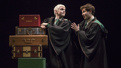 Bubba Weiler as Scorpius and Nicholas Podany as Albus in Harry Potter and the Cursed Child.
